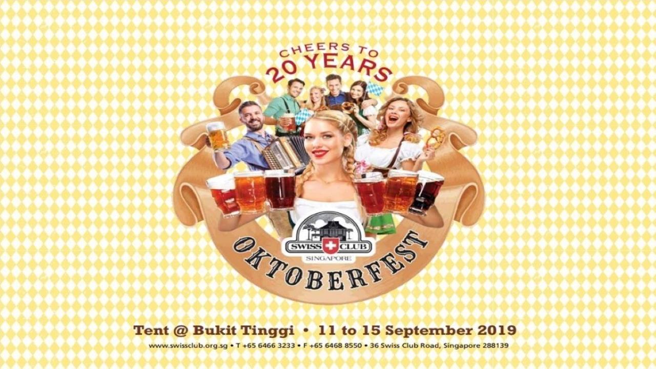 OktoberFest by Swiss Club Singapore