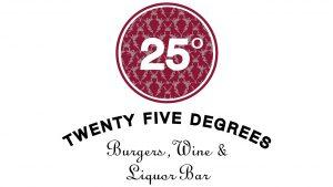 25 Degrees Burgers & Liquor Bar