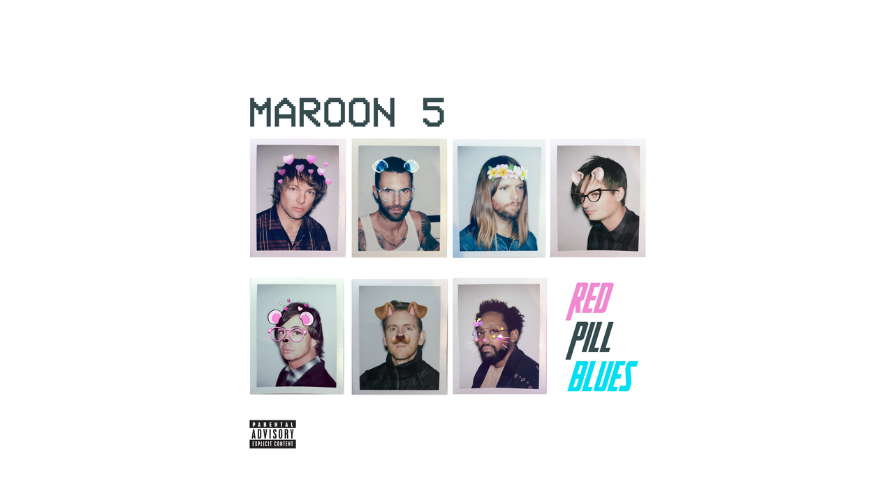 """Maroon 5's """"Red Pill Blues"""" Tour"""