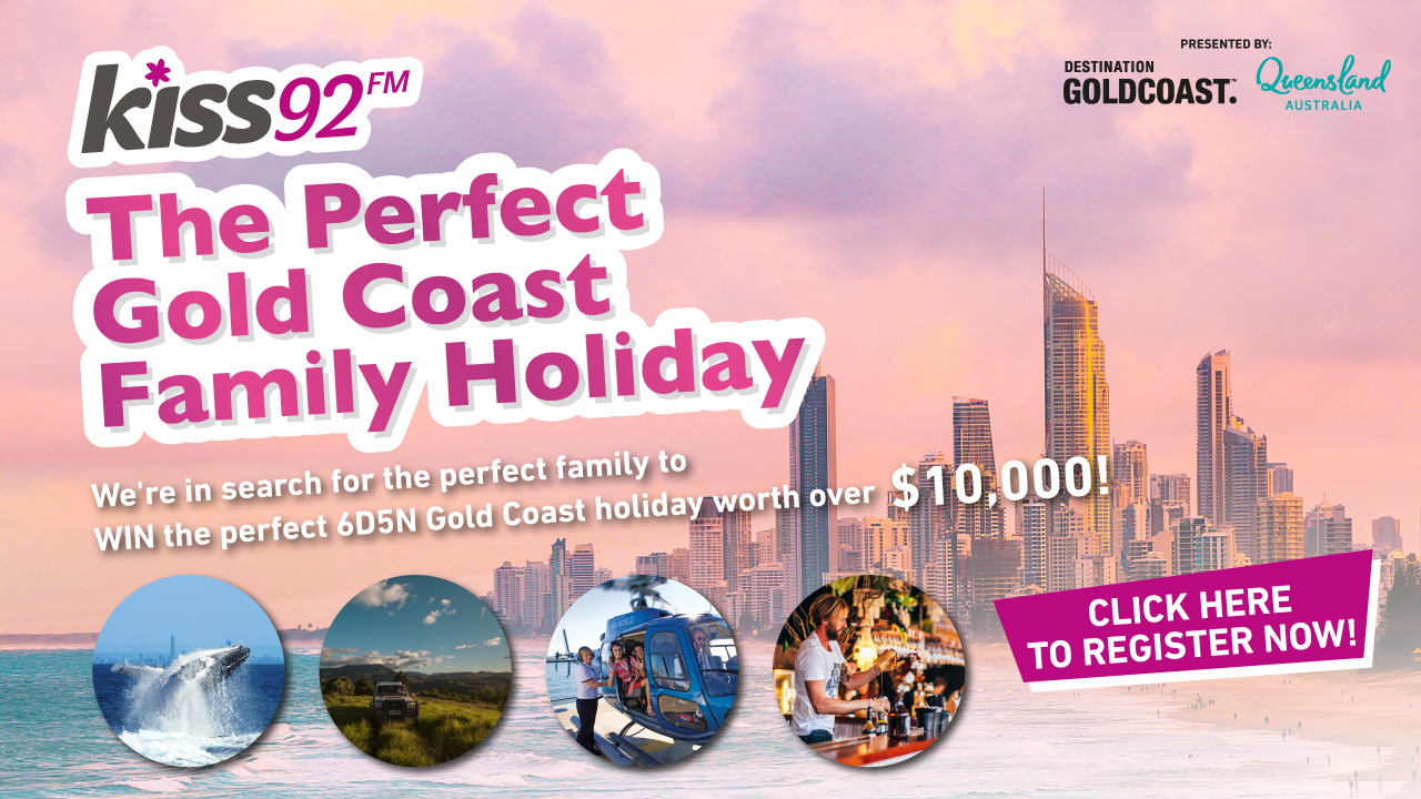 The Perfect Gold Coast Family Holiday Challenge
