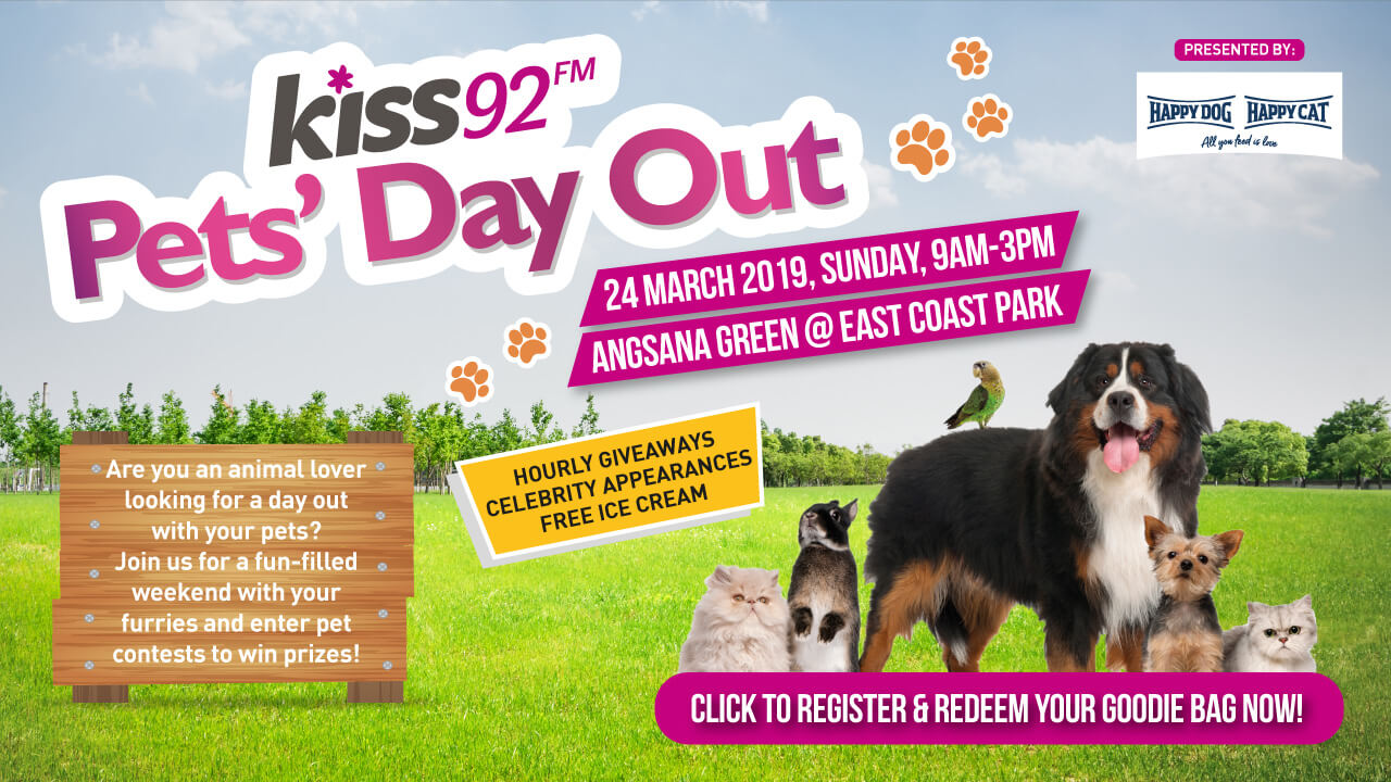 Kiss92's Pets' Day Out