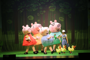 Peppa Pig Live Perfect Rainy Day