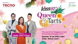 Kiss92's Queen of Tarts