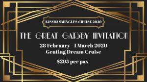 Smingles Cruise 2020