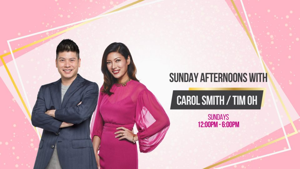 Sunday Afternoons with Carol Smith/Tim Oh