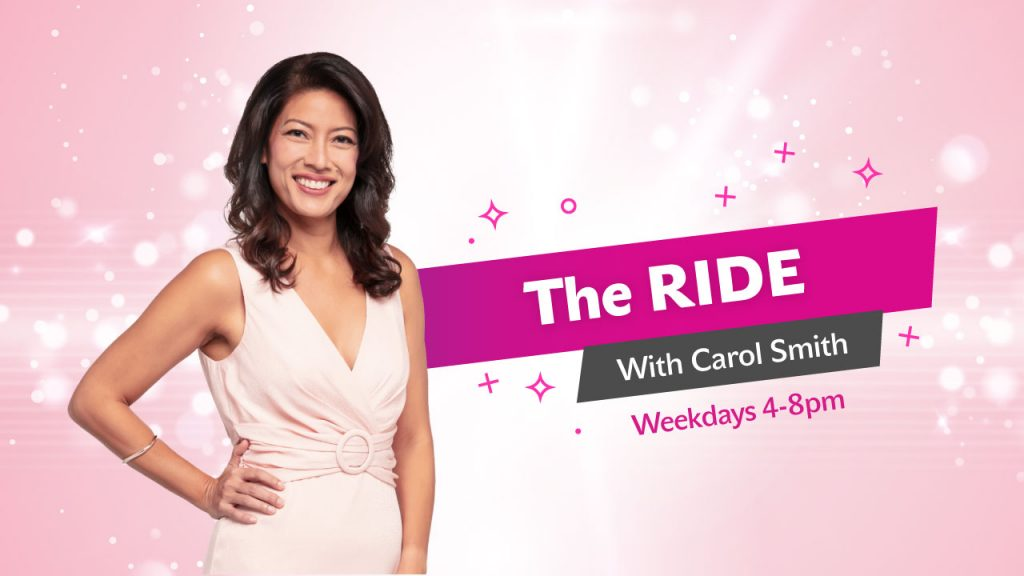 The RIDE with Carol