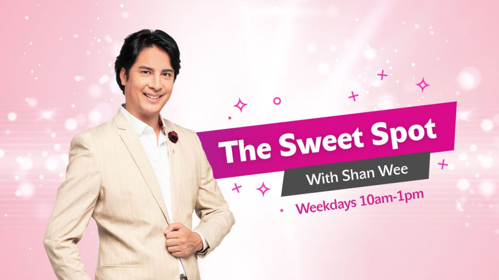 The Sweet Spot with Shan Wee
