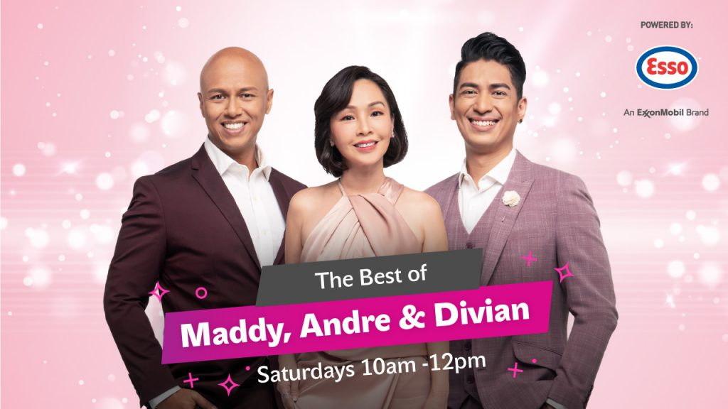 The Best Of Maddy, Andre & Divian