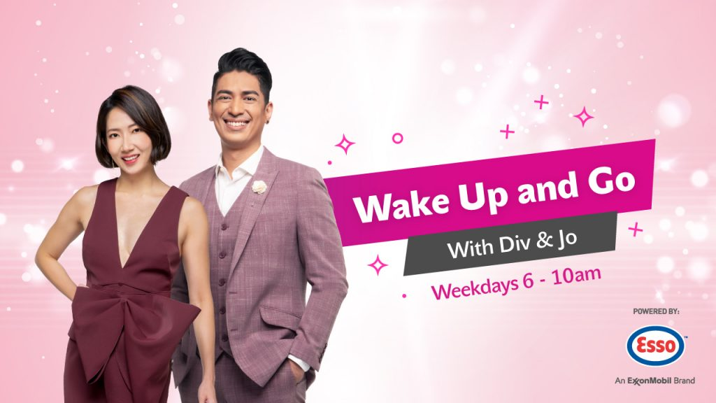Wake Up and Go with Div & Jo